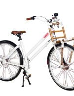 biexo bicycle with rack