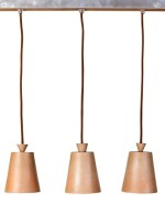 Three Bell on a row