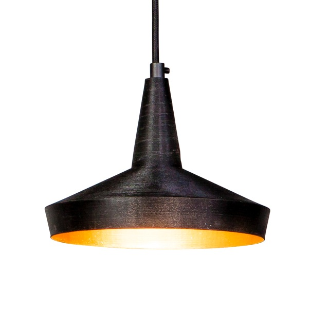 3d light shades black: hat